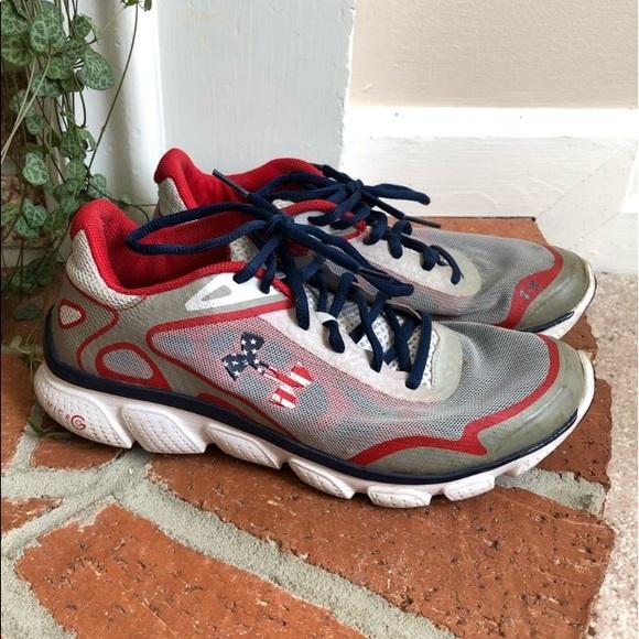 1db5c0010e8 ... Womens Patriotic Shoes. M 5ab2df17fcdc31c0c4521b1a